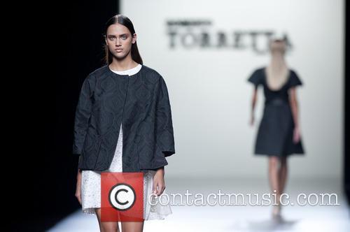 Mercedes-Benz Madrid Fashion Week Spring/Summer 15 - Roberto...