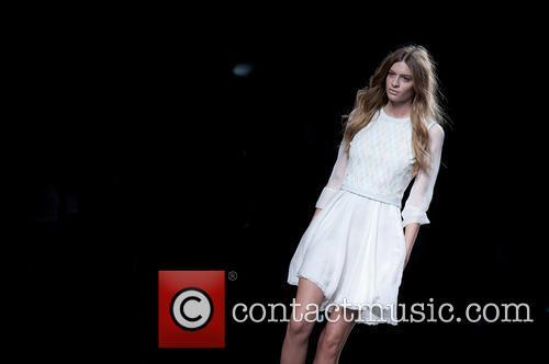 Mercedes-Benz Madrid Fashion Week Spring/Summer 2015 - Teresa...