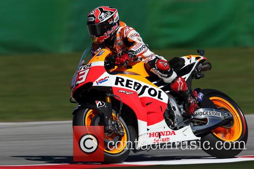 93 and Marc Marquez 3