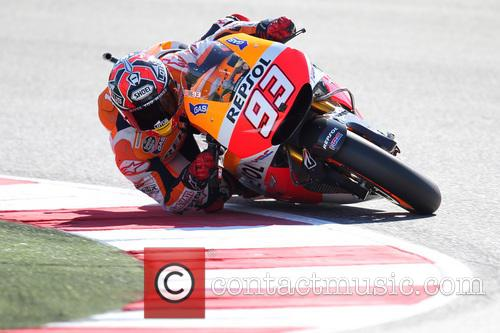 93 and Marc Marquez 1