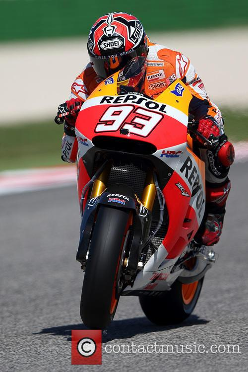 93 and Marc Marquez 4