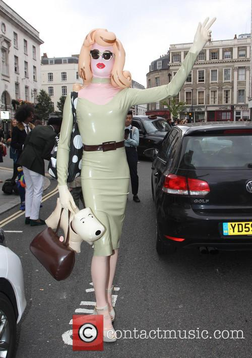 Pandemonia out in London
