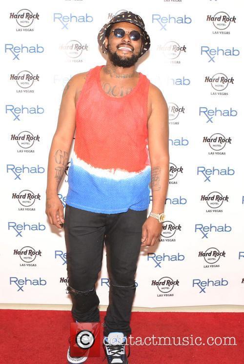 Schoolboy Q makes an appearance at Vanity nightclub