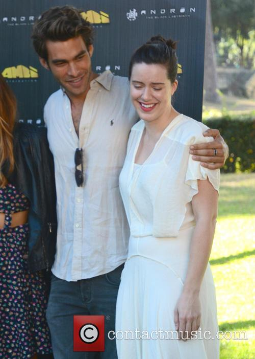 Jon Kortajarena and Michelle Ryan 5