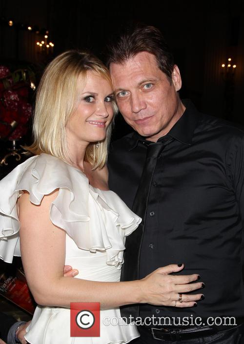 Bonnie Somerville and Holt Mccallany
