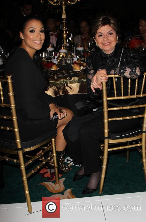 Shantel Jackson and Gloria Allred