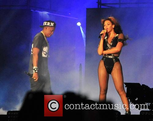 Jay-z and Beyonce 2