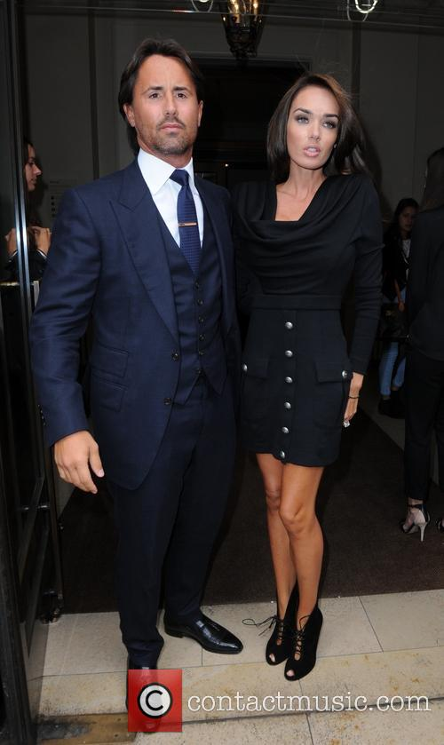 Jay Rutland and Tamara Ecclestone 2