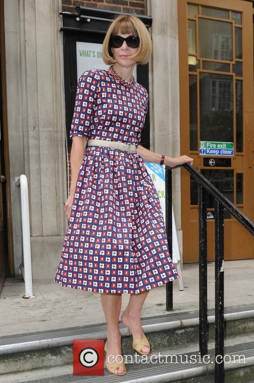 London Fashion Week Spring/Summer 2015 - Celebrity Sightings