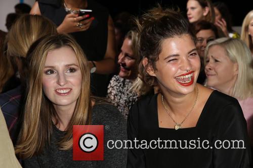Pixie Geldof and Laura Carmichael 2