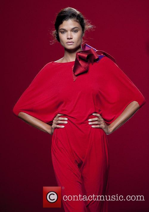 Mercedes-Benz Madrid Fashion Week Spring/Summer 2015