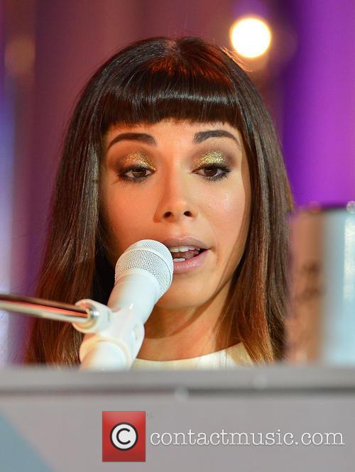 Christina Perri performs live in Miami