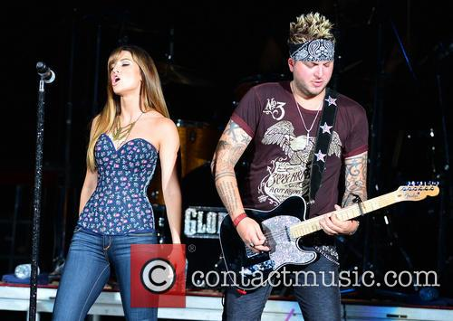 Rachel Reinert, Mike Gossin and Gloriana