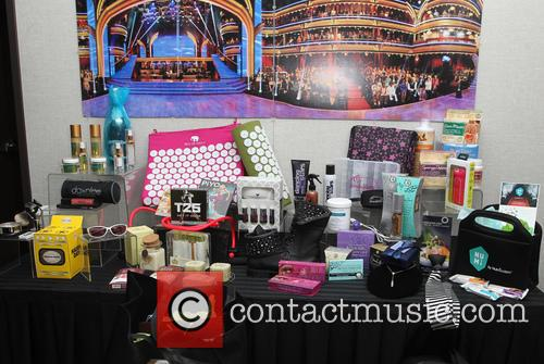 'Dancing with the Stars' season 19 gifting suite