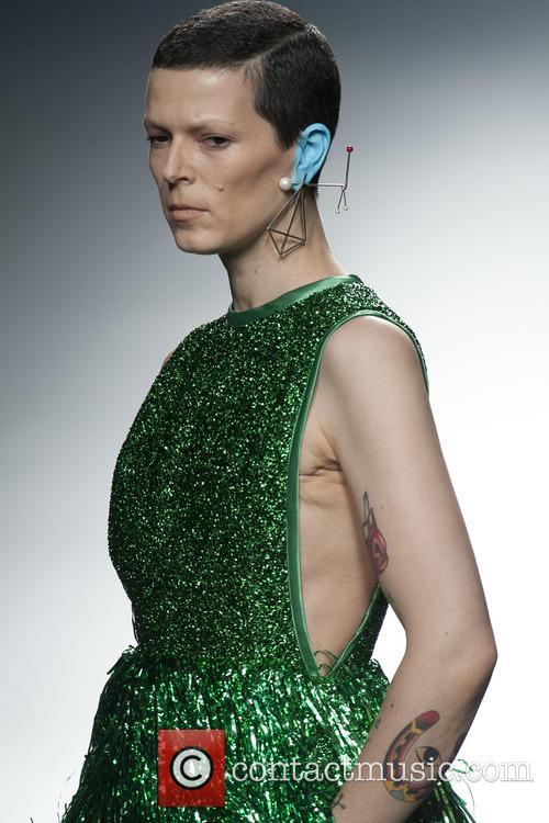Madrid Fashion Week Spring/Summer 2015 - Davidelfin -...