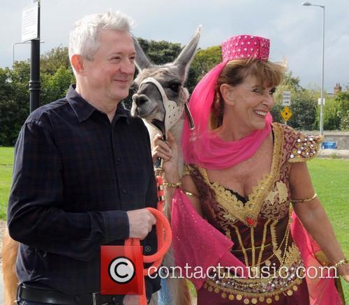 Louis Walsh and Linda Martin 6