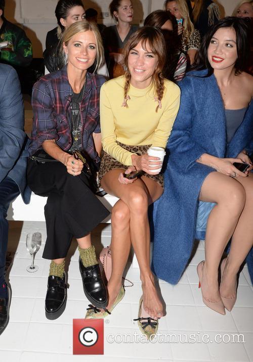 Laura Bailey, Alexa Chung and Daisy Lowe 5