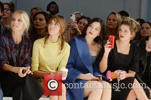 Laura Bailey, Alexa Chung, Daisy Lowe and Pixie Geldof 4