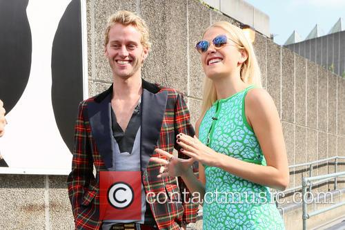 Pixie Lott and Trent Whiddon 2
