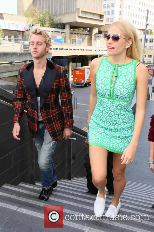 Pixie Lott and Trent Whiddon 4