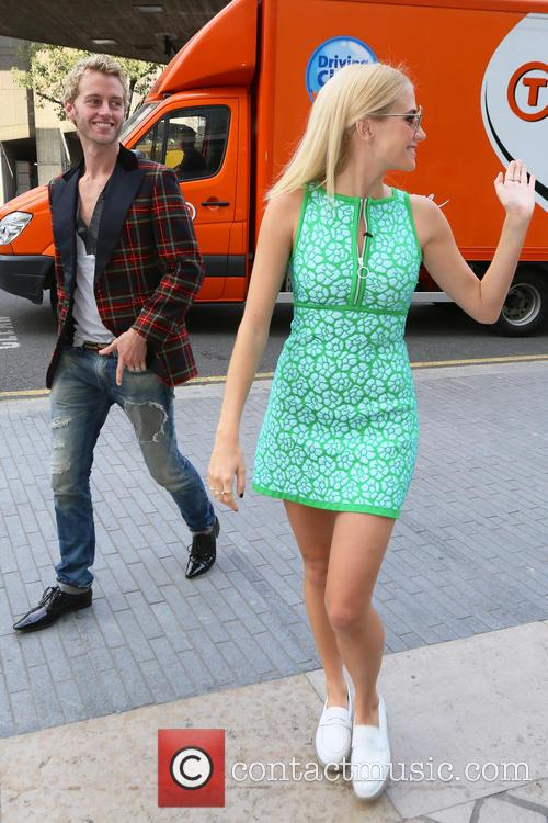 Pixie Lott and Trent Whiddon 5