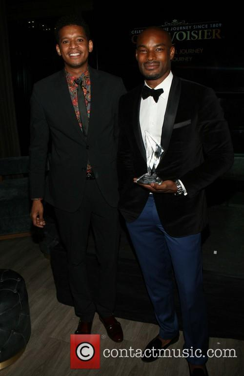 Chef Roble and Tyson Beckford 1