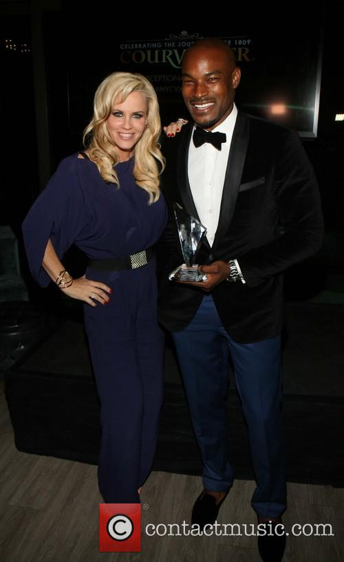 Jenny Mccarthy and Tyson Beckford