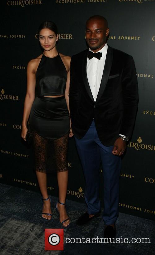 Shanina Shaik and Tyson Beckford 2