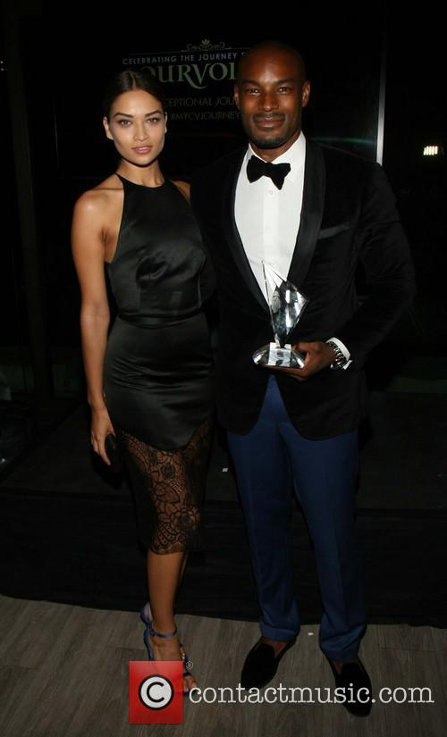 Shanina Shaik and Tyson Beckford 4