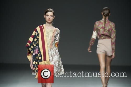 Mercedes-benz Madrid Fashion Week, Spring, Summer and Elena Rial 8