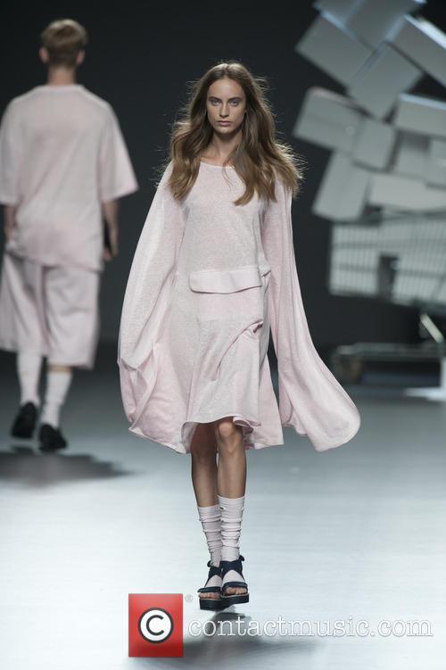 Mercedes-Benz Madrid Fashion Week Spring/Summer 2015 - David...