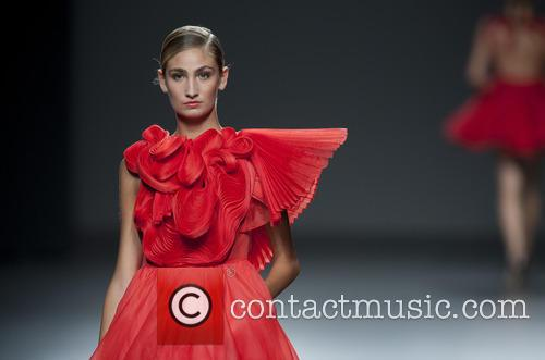Mercedes-Benz Madrid Fashion Week Spring/Summer 2015 - Eva...