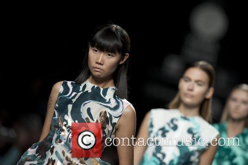 Mercedes-Benz Madrid Fashion Week Spring/Summer 2015 - Satu...