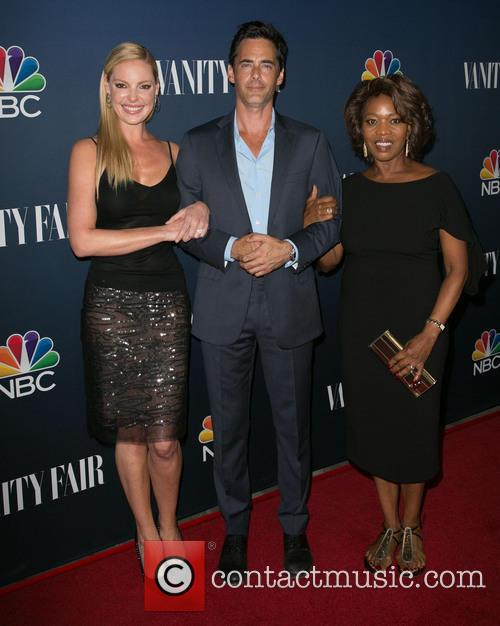 Katherine Heigl, Adam Kaufman and Alfre Woodard