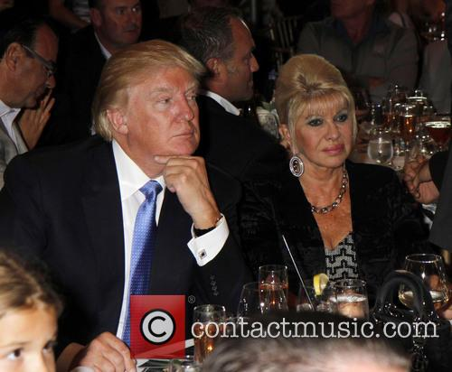 Donald Trump and Ivana Trump