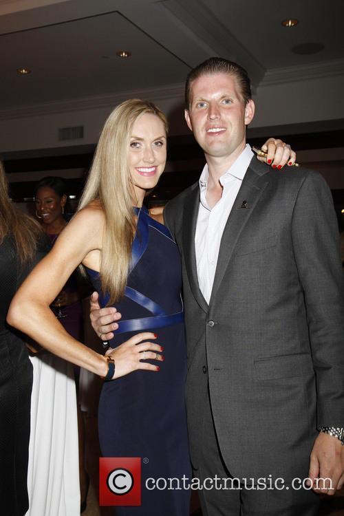 Eric Trump and Fiance Lara 4