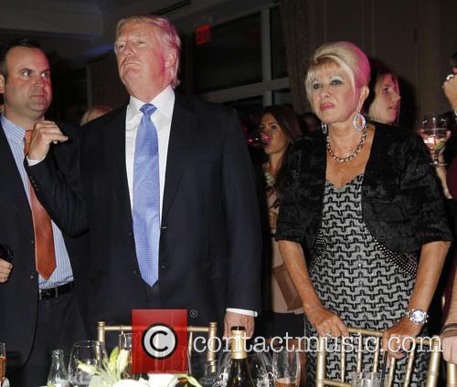 Ivana Trump and Donald Trump 5
