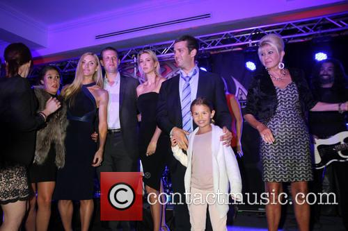 Eric Trump and Trump Family 8