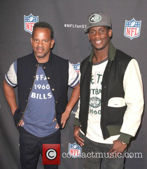 Andre Reed and Geno Smith 2