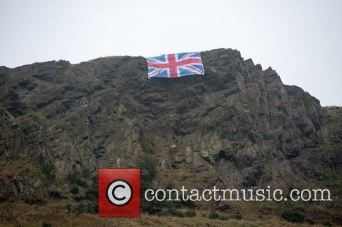 No, Union Flag and Edinburgh's Arthurs Seat 2