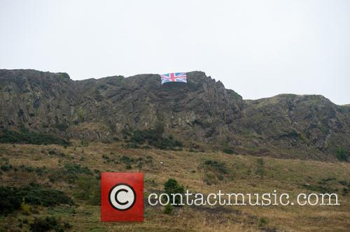 No, Union Flag and Edinburgh's Arthurs Seat 4