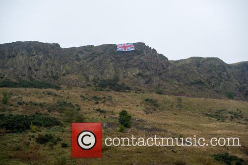 No, Union Flag and Edinburgh's Arthurs Seat 6