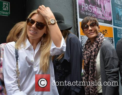 Mollie King and Frankie Sandford 2