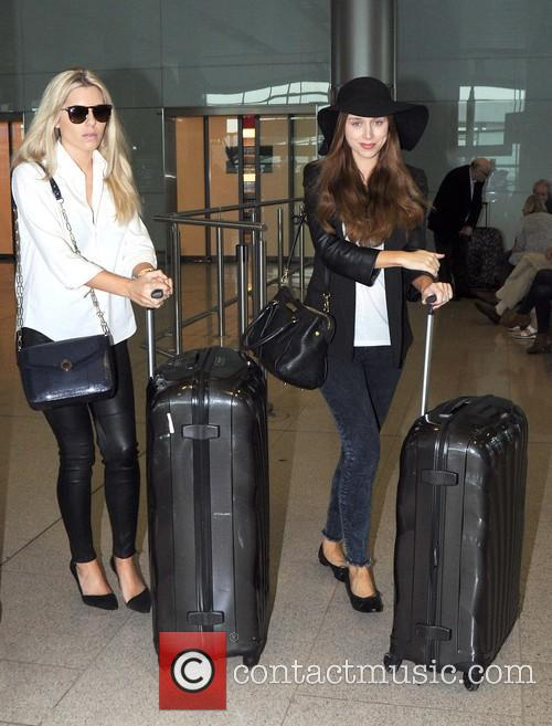 Mollie King and Una Healy Foden 2