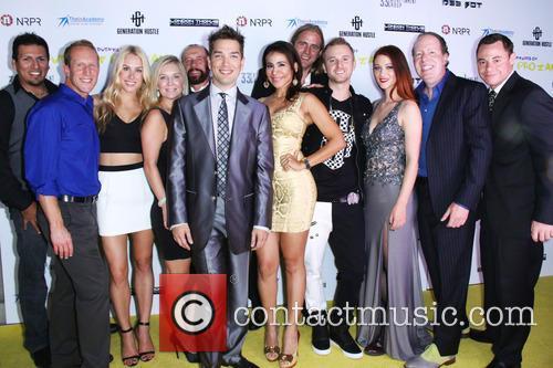 Jason Boegh, Allie Meixner, Saige Walker, Gary Siever, Matt Harrelson, Isabella Sanchez and Nicole Fox 2