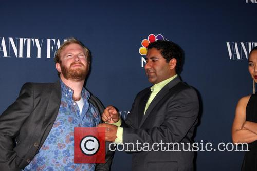 Vanity Fair, Henry Zebrowski and Parvesh Cheena 2