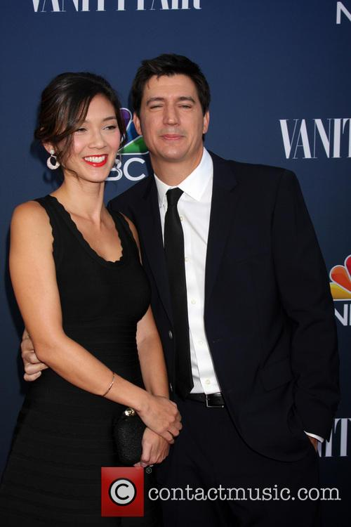 Ken Marino and Wife 1