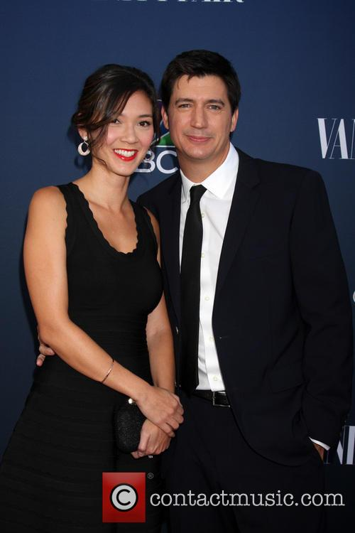Ken Marino and Wife 3