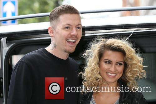 Professor Green and Tori Kelly 5