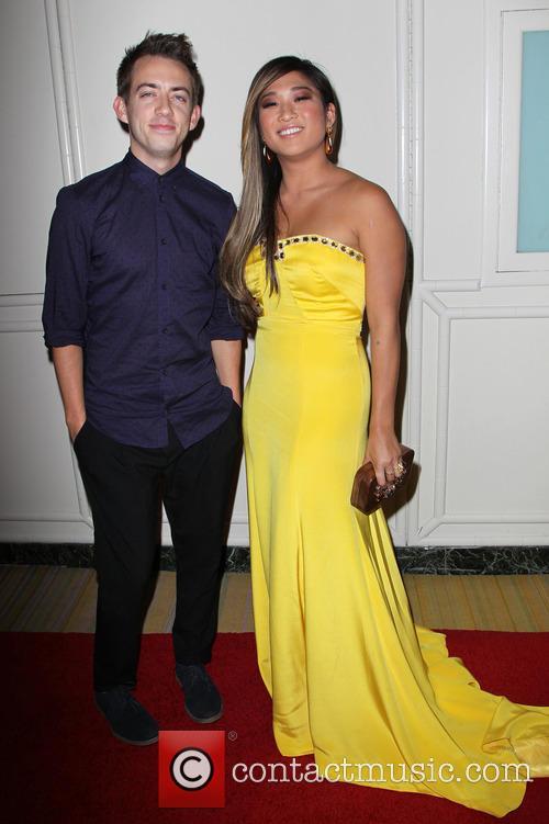 Kevin Mchale and Jenna Ushkowitz 9